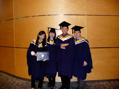 NTU Convocation 2008 | Beauty lies in the eyes of the beholder