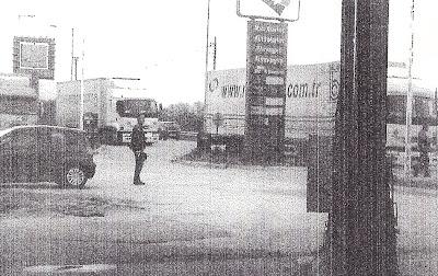 Αποτέλεσμα εικόνας για νταλικα σε βενζιναδικο στην εθνικη οδο