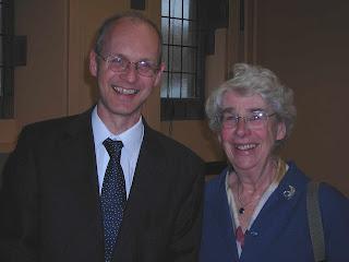 John Barclay and Morna Hooker
