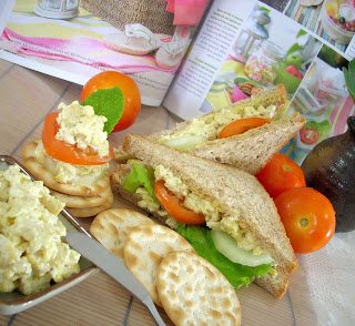 Egg mayonnaise sandwich vegetarian 39 n 39 vegan recipes - Mayonnaise without eggvegan recipes ...