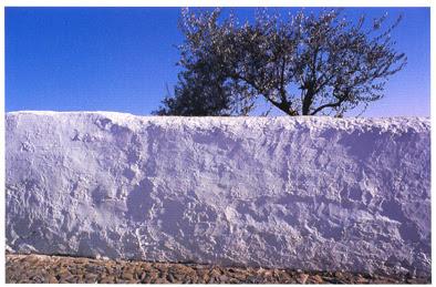 Muro branco