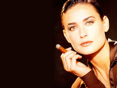 Demi Moore wallpaper - click on picture to get high resolution