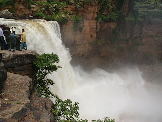 Gokak Falls in full splendour