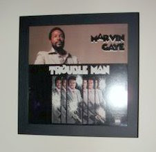 Album Cover: Marvin Gaye - Trouble Man Soundtrack