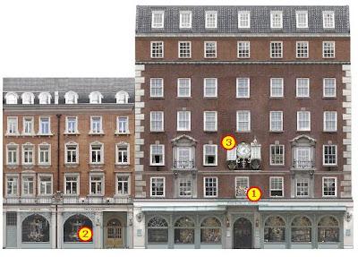 A walk through regency london jane austen 39 s world for Maison mason