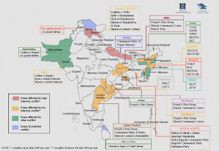 south asian terrorism portal