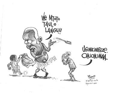 KISIMA CHA FIKRA: Kipanya na Lowassa