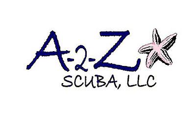 A-2-Z Scuba logo