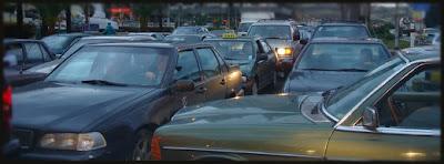 Cotxes a Beirut