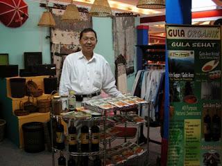 Palm Sugar organik pasarnya kian besar