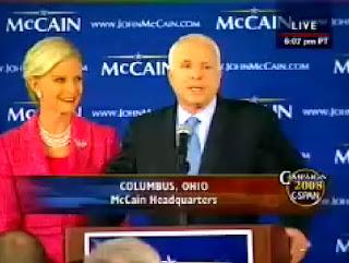 John McCain On Wisconsin Primary Win