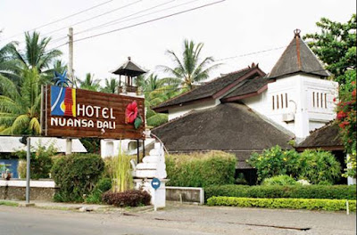 Nuansa Bali Hotel Anyer located at Jl Karang Bolong Km 133,3 Anyer