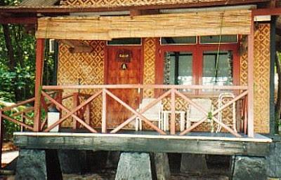 Type Kakap Exterior Pulau Sepa Pulau Serbu