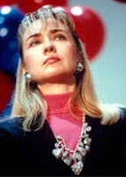 Hillary Rodham (Clinton) circa 1992.