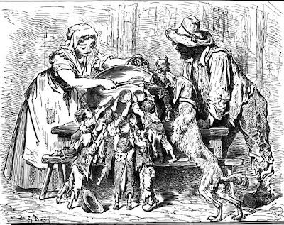 Pulgarcito de Charles Perrault, un cuento violento del siglo XVII (6/6)
