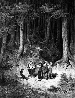 Pulgarcito de Charles Perrault, un cuento violento del siglo XVII (4/6)