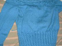 Knit Jones: Sweater Update...Short and Sweet