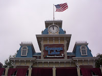 Geauga Lake Front Entrance