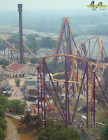 Raging Bull - Six Flags Great America