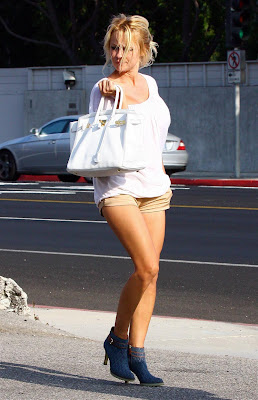 Best Cool Pics Pamela Anderson In Shorts