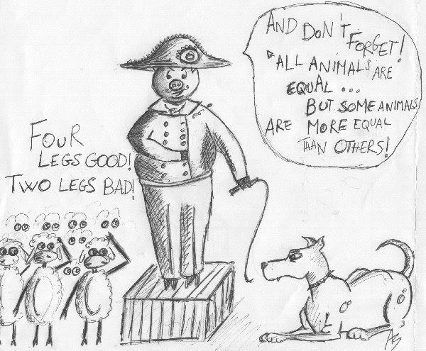 Jane's Book World: Animal Farm: The Main Characters