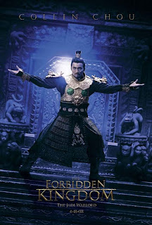 Forbidden Kingdom - Collin Chou