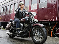 Shia Labeouf The biker - Indiana Jones 4