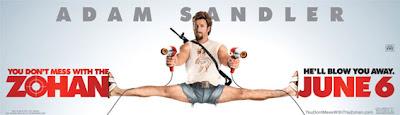 Zohan - Adam Sandler