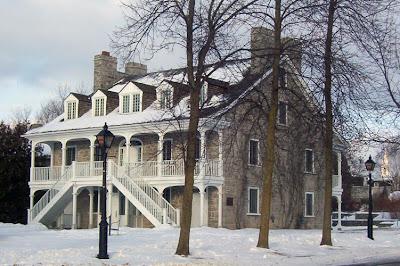 The Symmes Inn from the Marina