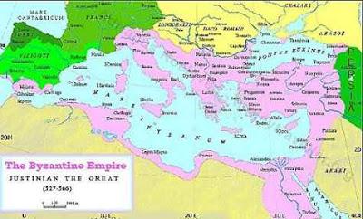 Bizans İmparatorluğu: Başkent. Bizans İmparatorluğunun başkenti