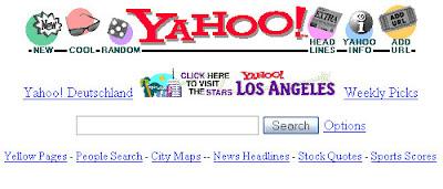 Yahoo on Oct 17, 1996