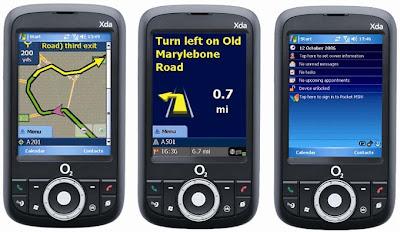 XDA Orbit O2 SmartPhone