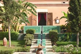 Un hotel en Marruecos