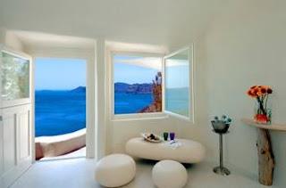 Hotel en Santorini Island