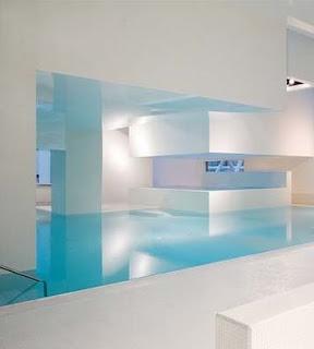 Un spa/baños termales