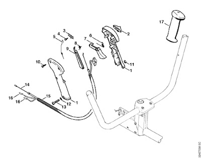 Stihl 044 Chainsaw Parts Diagram, Stihl, Free Engine Image