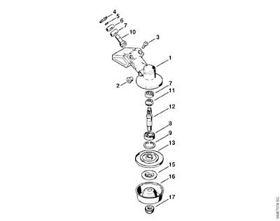 Stihl 600 Blower Parts Diagram Stihl Parts Catalog Wiring