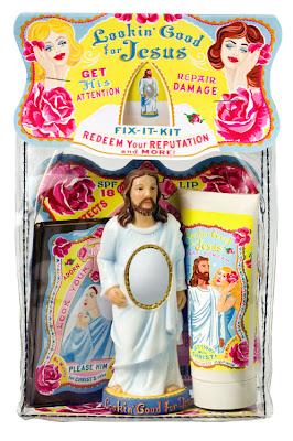 Jesus-branded cosmetics