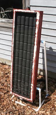 DIY Solar Heater