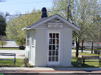 Old Police Station in Ridgeway South Carolina