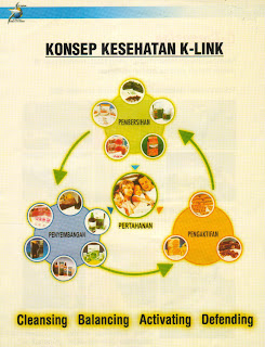 konsep kesehatan k-link