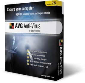 AVG Anti-Virus 8 Professional