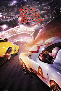 Go Speed Racer, Go!