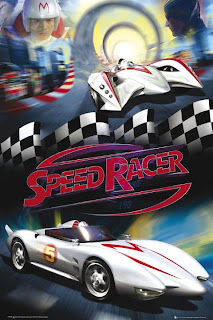 Speed Racer Mach 5 Poster