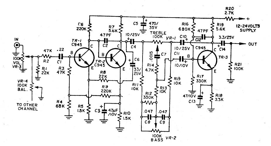 Class Ab Amplifier 12v - Auto Electrical Wiring Diagram