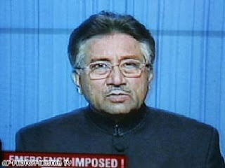 General Musharraf of Pakistan