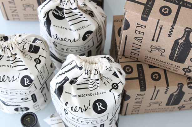 Rewined candle packaging 2