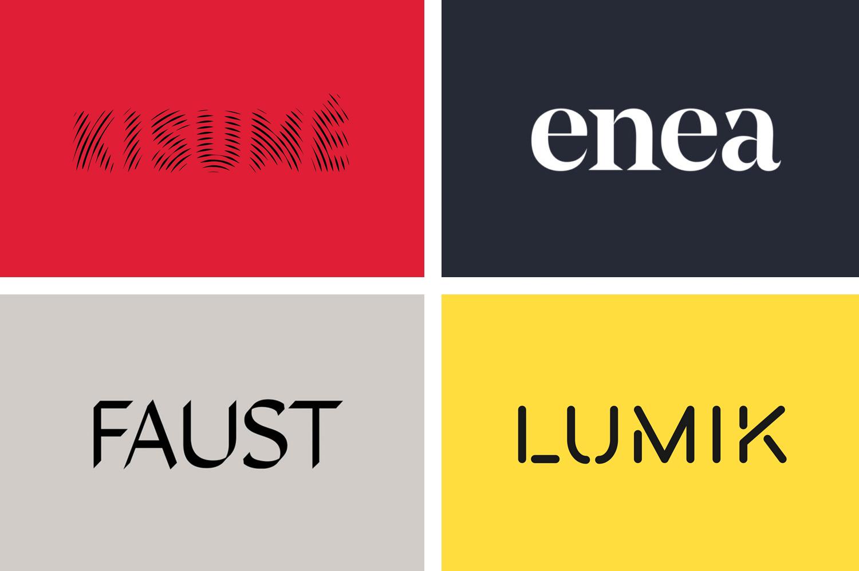 the best in logotype