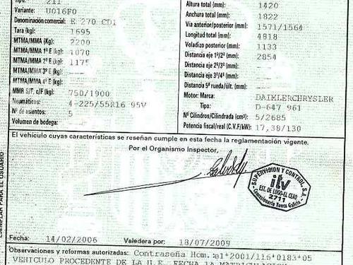 Capot MERCEDES-BENZ E-CLASS (W211) E 270 CDI (211.016