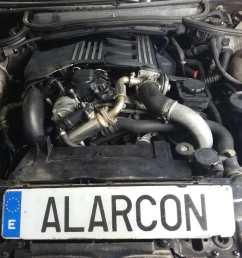 motor m47204d1 bmw 3 e46 320 d 4 puertas 150hp [ 1600 x 1200 Pixel ]